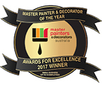 Master Painter & Decorator of the Year 2017